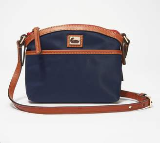 Dooney & Bourke Camden Collection Nylon Domed Crossbody
