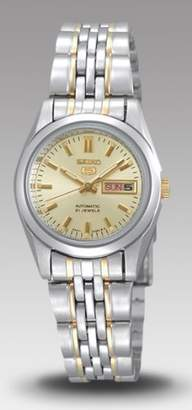 Seiko Women's Automatic Stainless Steel Casual Watch