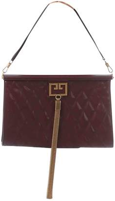 Givenchy Burgundy Leather Handbag