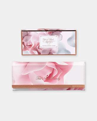 Ted Baker Ted's Eye Candy Sunglasses Case