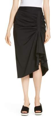 Lewit Gathered Detail Skirt