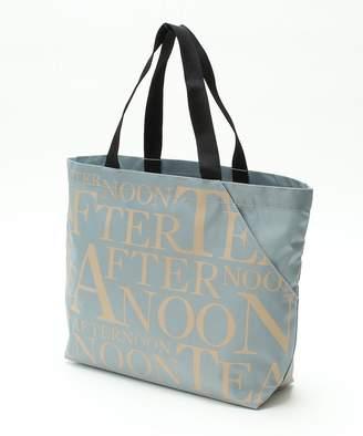 Afternoon Tea (アフタヌーン ティー) - アフタヌーン ティー スリットポケット付きスクエアロゴバッグS