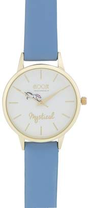 Floozie by Frost French Ladies' Light Blue 'Mystical' Analogue Watch