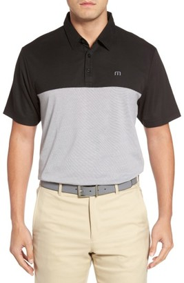 Men's Travis Mathew Sivanish Pique Polo $89.95 thestylecure.com