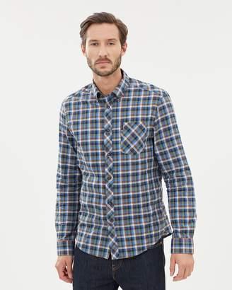 Ben Sherman Multicoloured LS Gingham Shirt