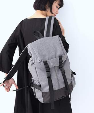 Anello (アネロ) - haco! anello 高密度杢調ポリエステル MULTI FUNCTION バックパック