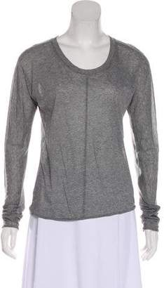 Marni Long Sleeve Knit Top