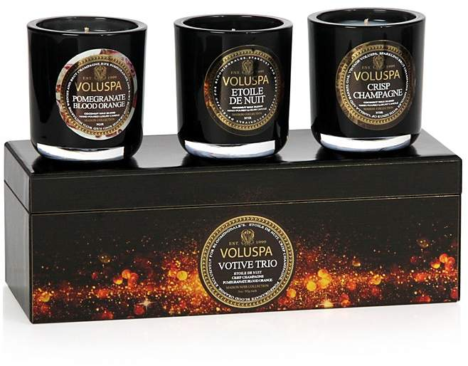 Voluspa Etoile de Nuit 3 Piece Votive Set - 100% Bloomingdale's Exclusive