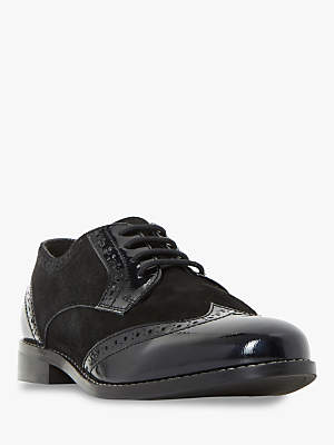 Dune Foxxy Lace Up Brogues