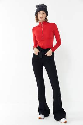 BDG Sonya Super High-Rise Belted Flare Jean