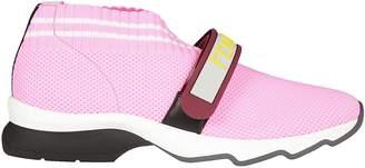 Fendi Branded Slip On Sneakers