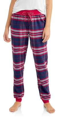 Jv Apparel Ladies Knit Sleep Jogger