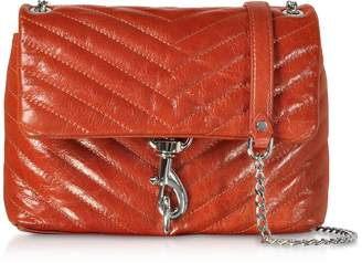 Rebecca Minkoff Quilted Leather Edie Xbody Bag