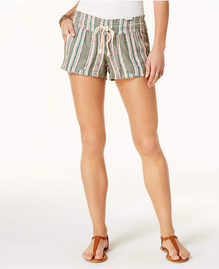 Roxy Juniors' Printed Soft Shorts