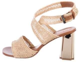 Robert Clergerie Zorap Crossover Sandals