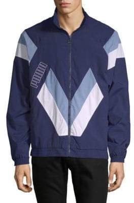 Puma Heritage Wordmark Jacket