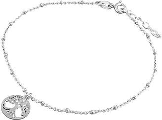 b1980b603 John Greed Wald Silver Tree of Life Anklet
