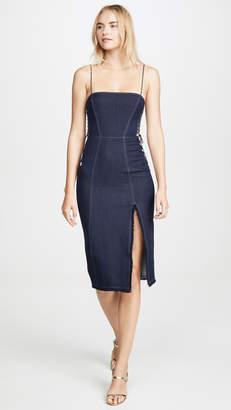 Misha Collection Iris Denim Dress