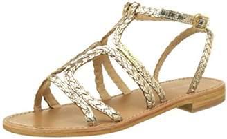 Les Tropéziennes Women's Bounty Ankle Strap Sandals