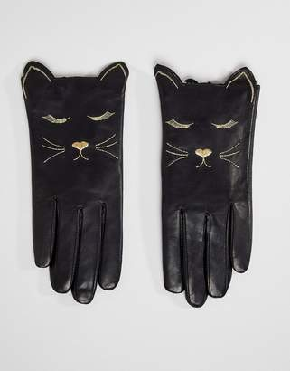 Ted Baker Cat Detail Glove