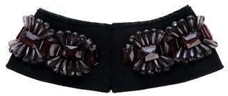 Marni Wool Embellished Collar