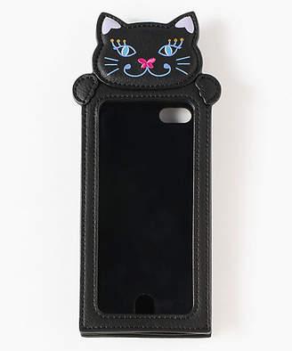 Anna Sui (アナ スイ) - [ANNA SUI] 「ASフォンケース」スマートフォンケース(iPhone6/7/8対応)(314041)