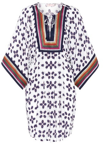 Tory Burch Tory Burch Feliz embroidered tunic