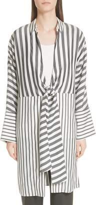 Lafayette 148 New York Zara Silk Jacket