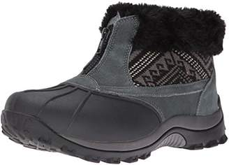 Propet Women's Blizzard Ankle Zip Ii Winter Boot $99.95 thestylecure.com