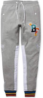 b28e113fb4 Fly London Born Men Big & Tall Logo Graphic Track Pants