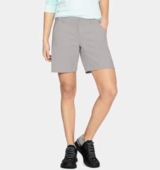 "Under Armour Women's UA Fish Hunter Shorts - 7\"""