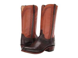Lucchese Stanley Round Toe