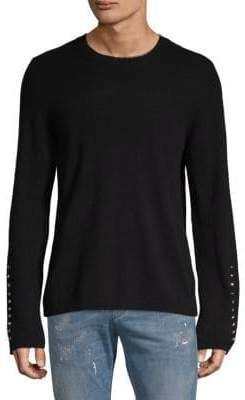 Zadig & Voltaire Studded Wool & Cashmere Sweater