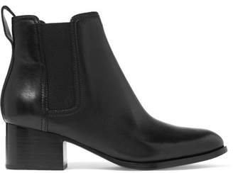 Rag & Bone Walker Leather Chelsea Boots - Black