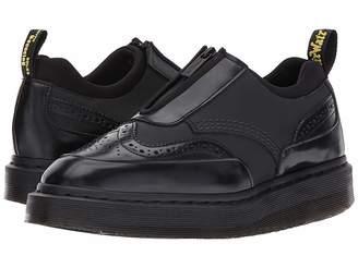 Dr. Martens Resnik Zip Brogue Women's Boots