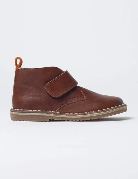 Velcro Desert Boots
