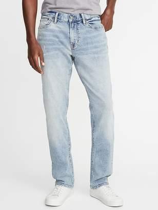 Old Navy Straight Built-In Flex Jeans for Men