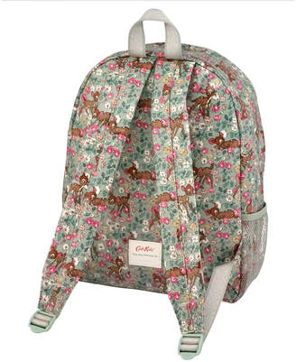 Cath Kidston Bambi Ditsy Kids Mesh Pocket Backpack