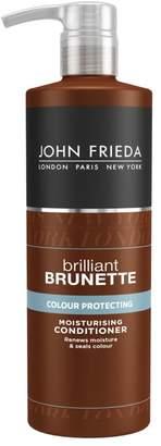 John Frieda Brilliant Brunette Moisturising Conditioner 500ml