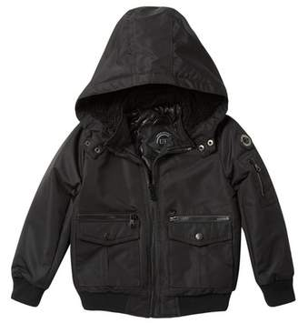 6698fca4b Kids Detachable Hood Jacket - ShopStyle
