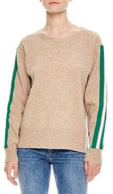Sandro Wool-Blend Amour Sweater
