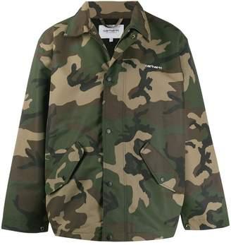 Carhartt WIP oversized military coat