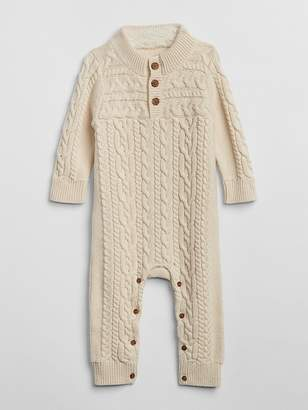 Gap Cable-Knit One-Piece
