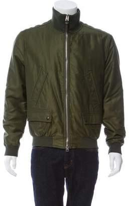 Tom Ford Woven Bomber Jacket