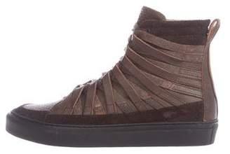 Damir Doma Falco High-Top Sneakers