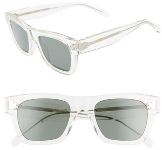 422db218b Celine White Women's Sunglasses - ShopStyle