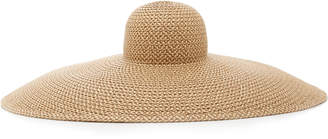 Eric Javits Giant Floppy Woven Hat