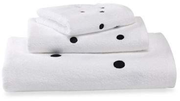 Deco Dot Fingertip Towel