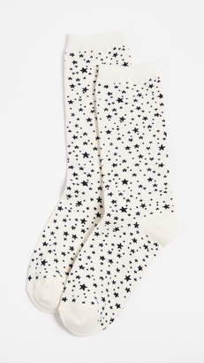 Madewell Starry Night Socks
