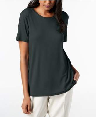 Eileen Fisher Stretch Jersey T-Shirt
